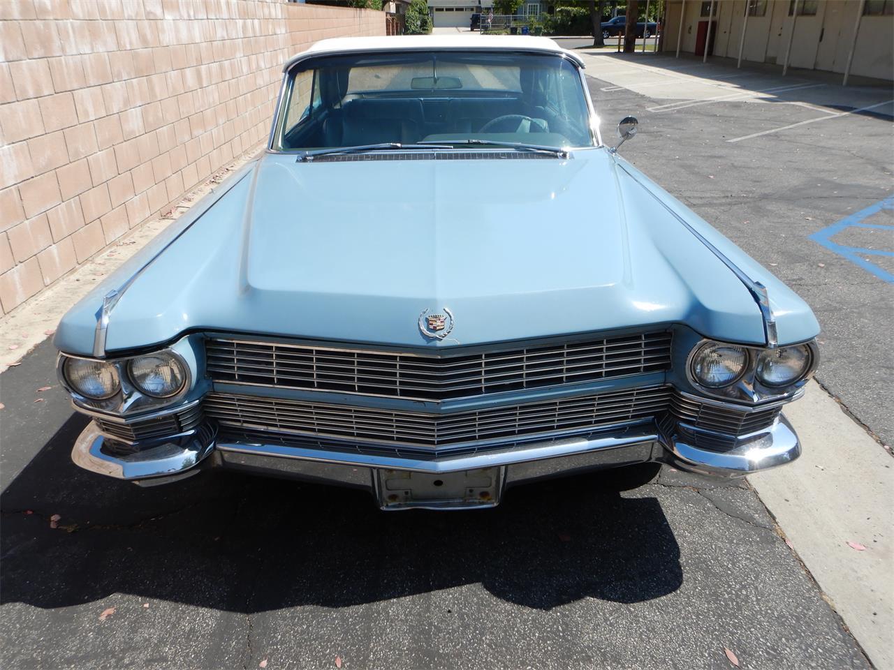 Large Picture of 1964 Eldorado Biarritz located in Woodland Hills California - $28,500.00 - QBJQ