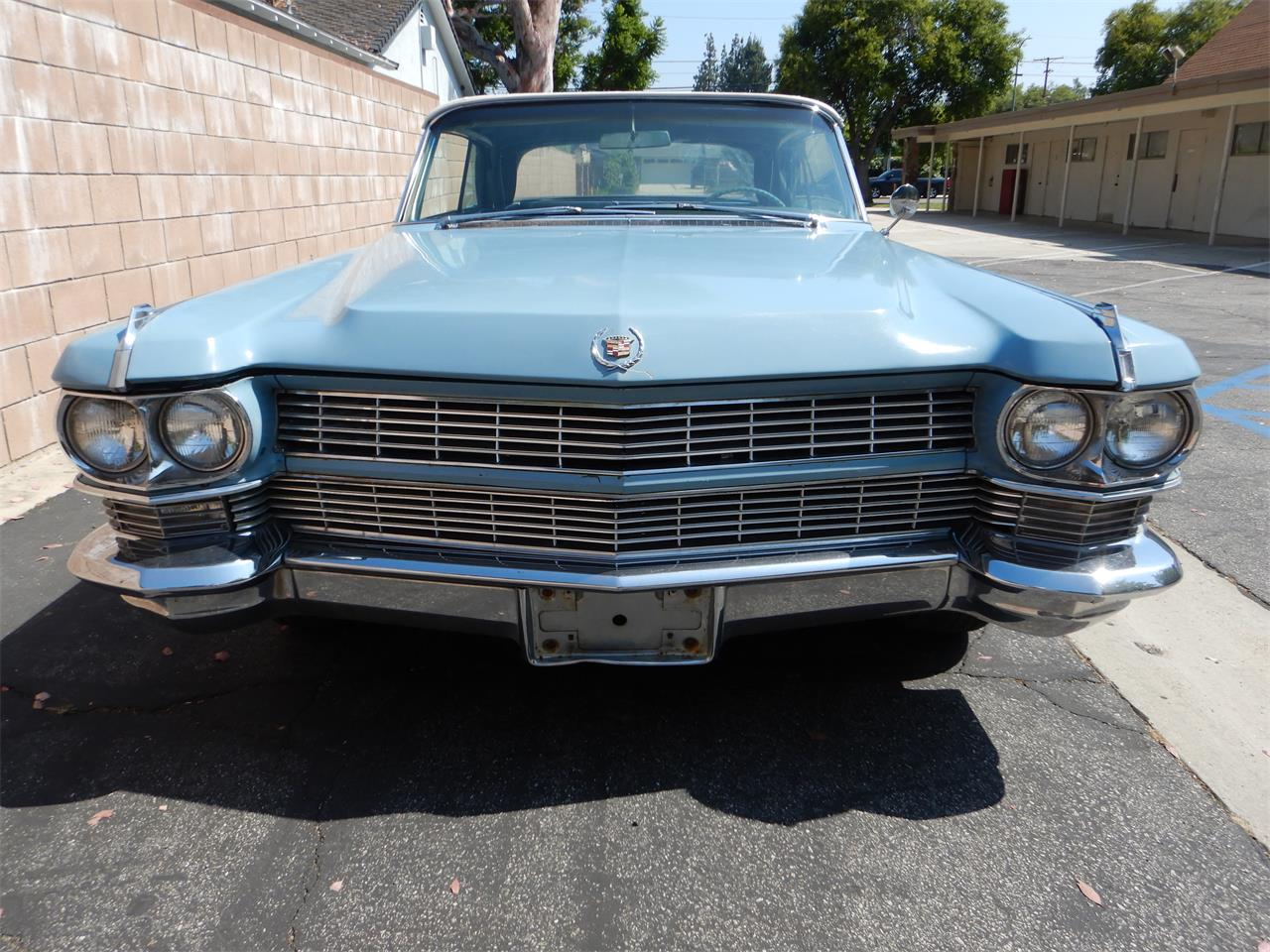Large Picture of 1964 Cadillac Eldorado Biarritz - $28,500.00 Offered by California Cadillac And Collectibles - QBJQ