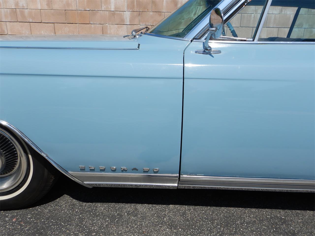 Large Picture of 1964 Cadillac Eldorado Biarritz located in California - $28,500.00 - QBJQ