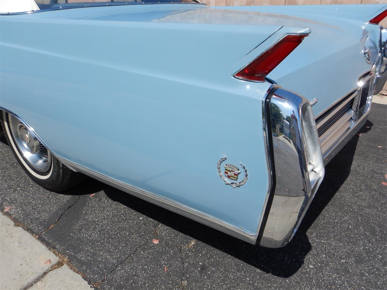 Large Picture of Classic '64 Cadillac Eldorado Biarritz located in Woodland Hills California - $28,500.00 Offered by California Cadillac And Collectibles - QBJQ