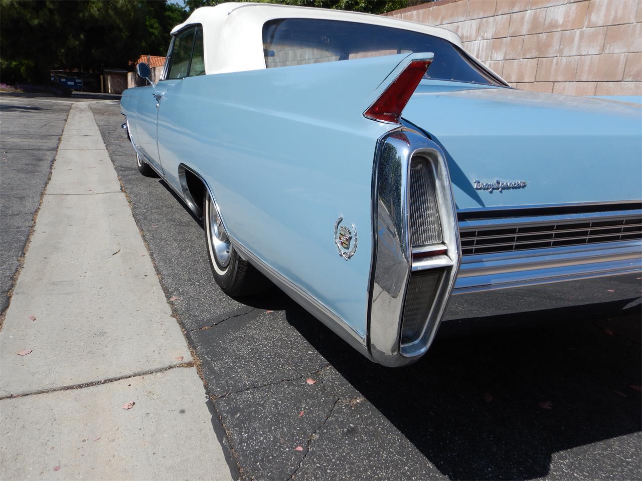 Large Picture of Classic 1964 Cadillac Eldorado Biarritz located in Woodland Hills California - $28,500.00 - QBJQ