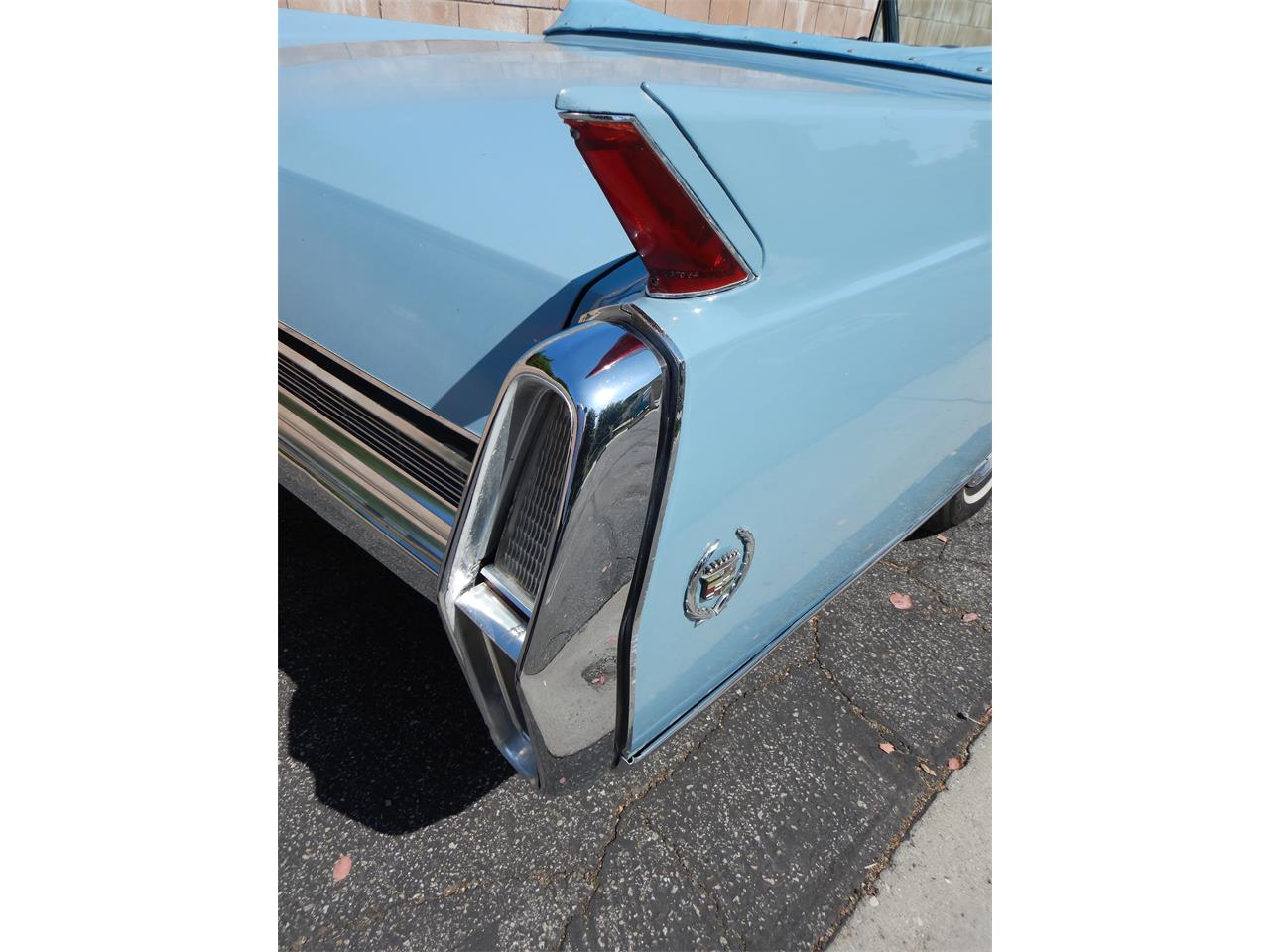 Large Picture of '64 Eldorado Biarritz Offered by California Cadillac And Collectibles - QBJQ