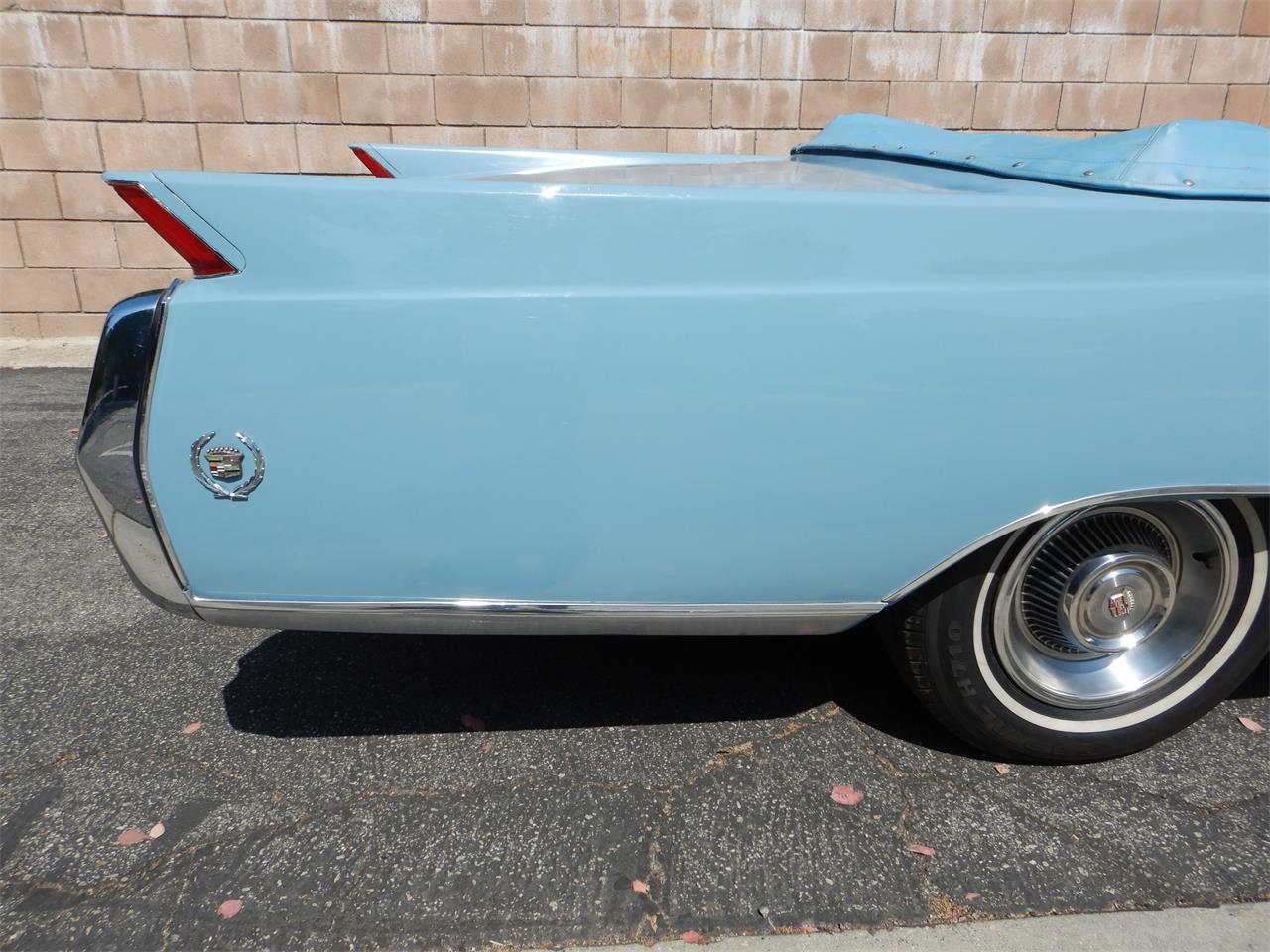 Large Picture of 1964 Eldorado Biarritz - $28,500.00 Offered by California Cadillac And Collectibles - QBJQ