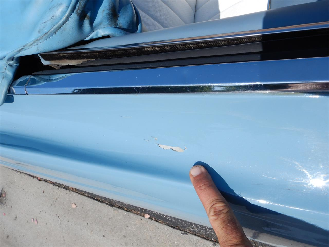 Large Picture of '64 Cadillac Eldorado Biarritz located in California - $28,500.00 Offered by California Cadillac And Collectibles - QBJQ