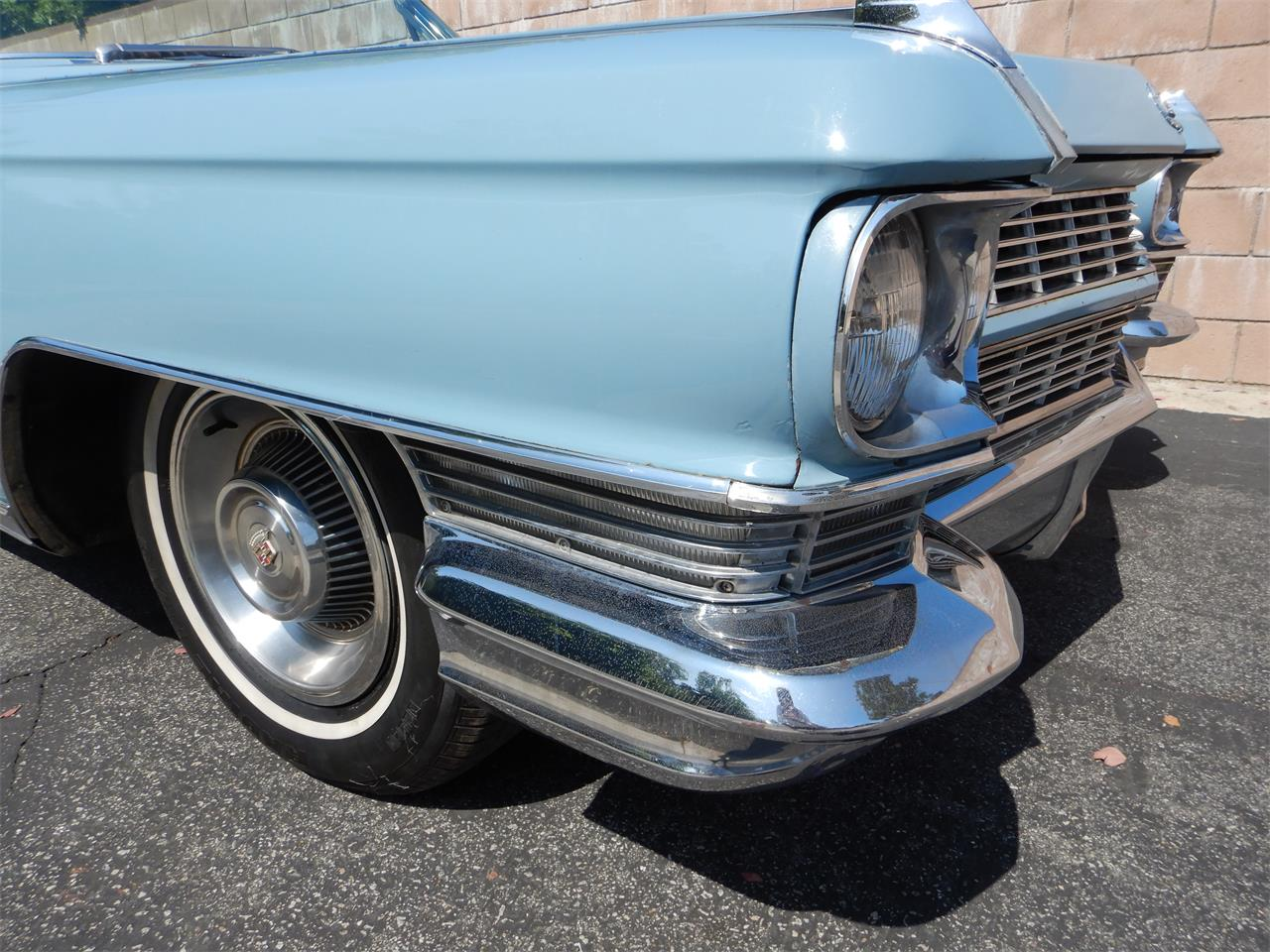 Large Picture of 1964 Eldorado Biarritz Offered by California Cadillac And Collectibles - QBJQ