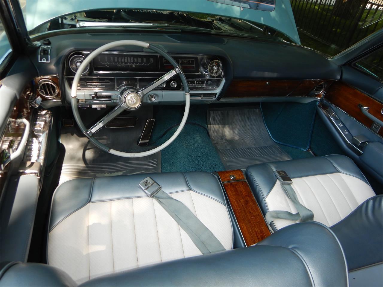 Large Picture of '64 Cadillac Eldorado Biarritz located in California - $28,500.00 - QBJQ