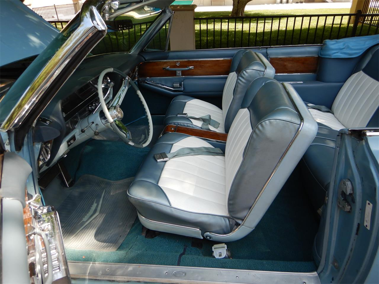 Large Picture of Classic 1964 Cadillac Eldorado Biarritz located in California - $28,500.00 Offered by California Cadillac And Collectibles - QBJQ