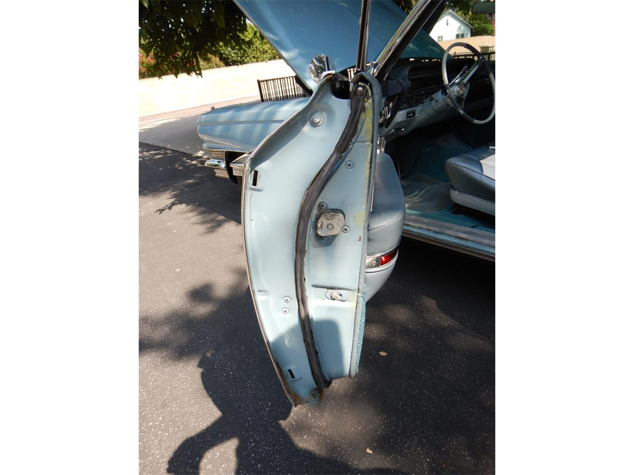 Large Picture of '64 Eldorado Biarritz located in Woodland Hills California Offered by California Cadillac And Collectibles - QBJQ