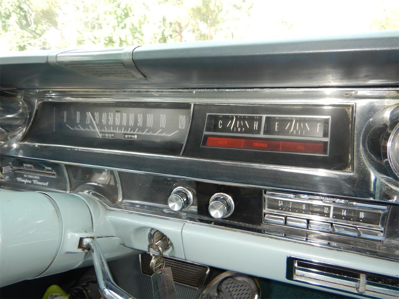 Large Picture of '64 Eldorado Biarritz located in Woodland Hills California - QBJQ