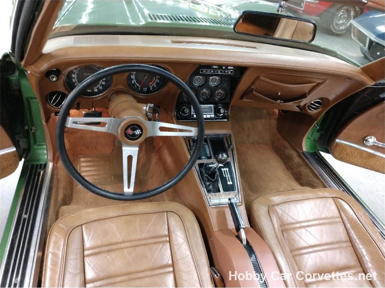 Large Picture of '73 Corvette - QBJU