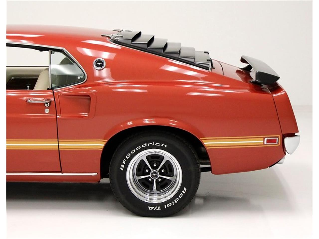 Large Picture of '69 Mustang - QBK4