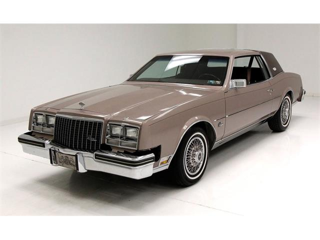 Picture of 1983 Buick Riviera - $11,500.00 Offered by  - QBK6