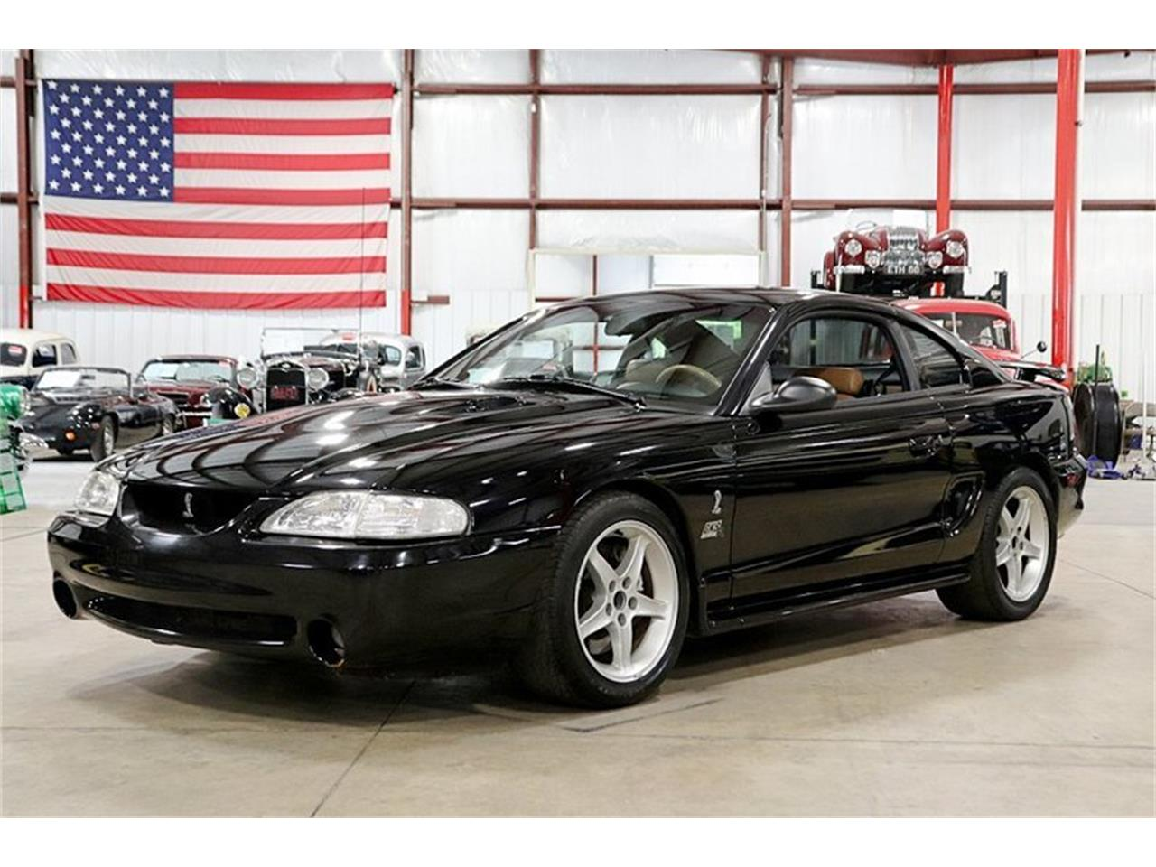 Large Picture of '97 Mustang - QBKE