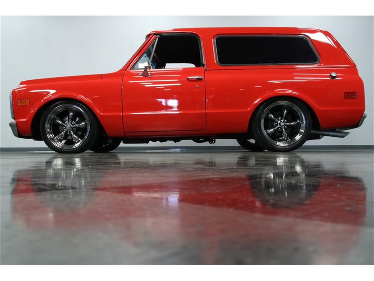 Large Picture of '72 Blazer - QBKF