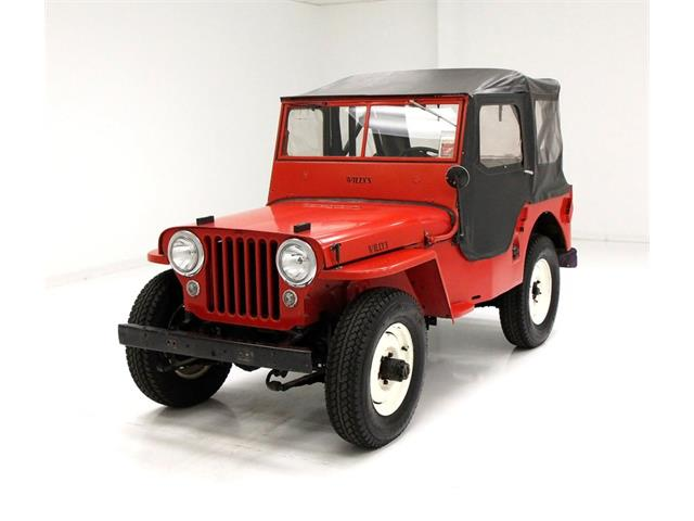 Picture of Classic 1947 Jeep - $15,900.00 - QBKM