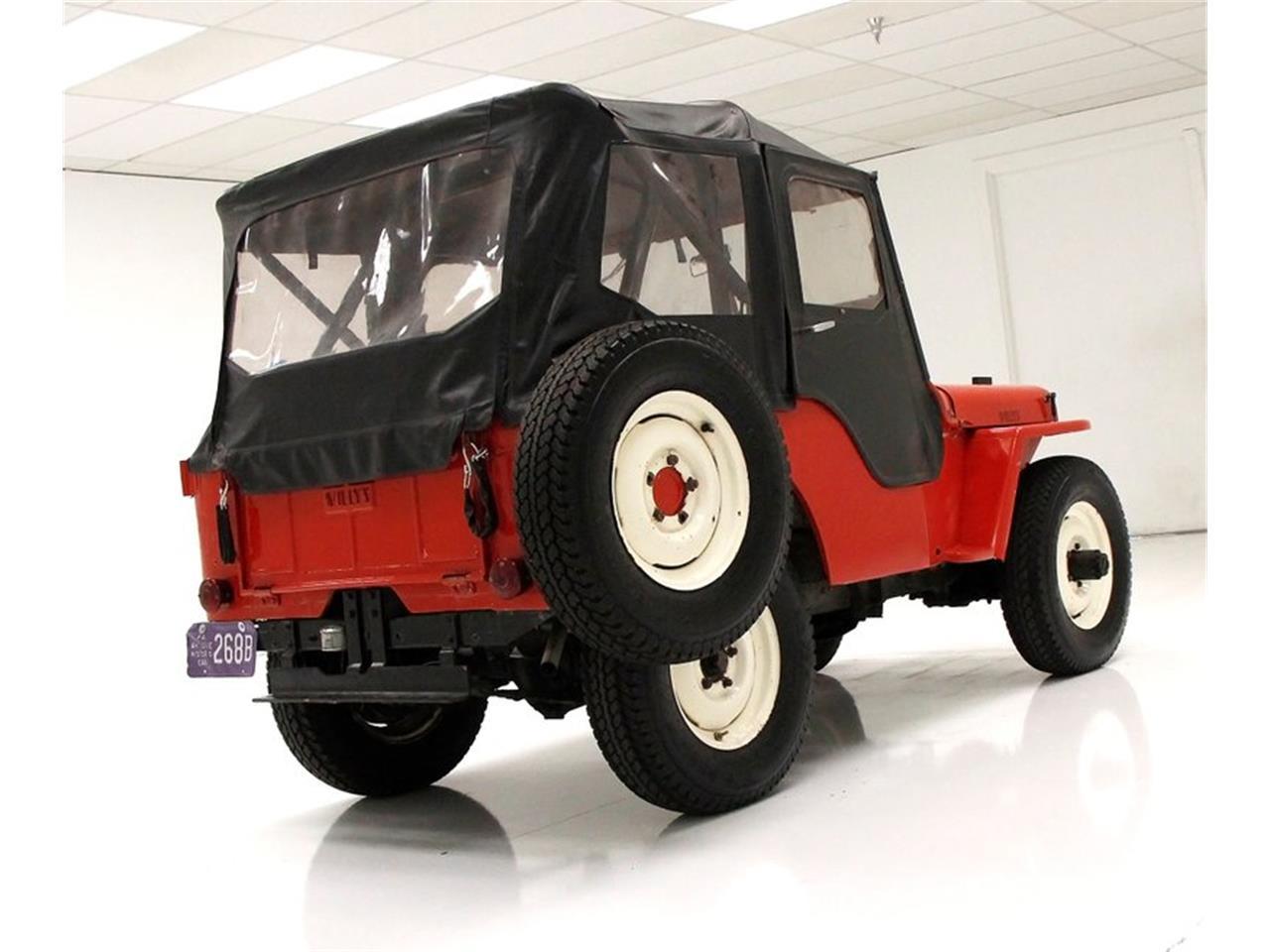 Large Picture of '47 Jeep - QBKM