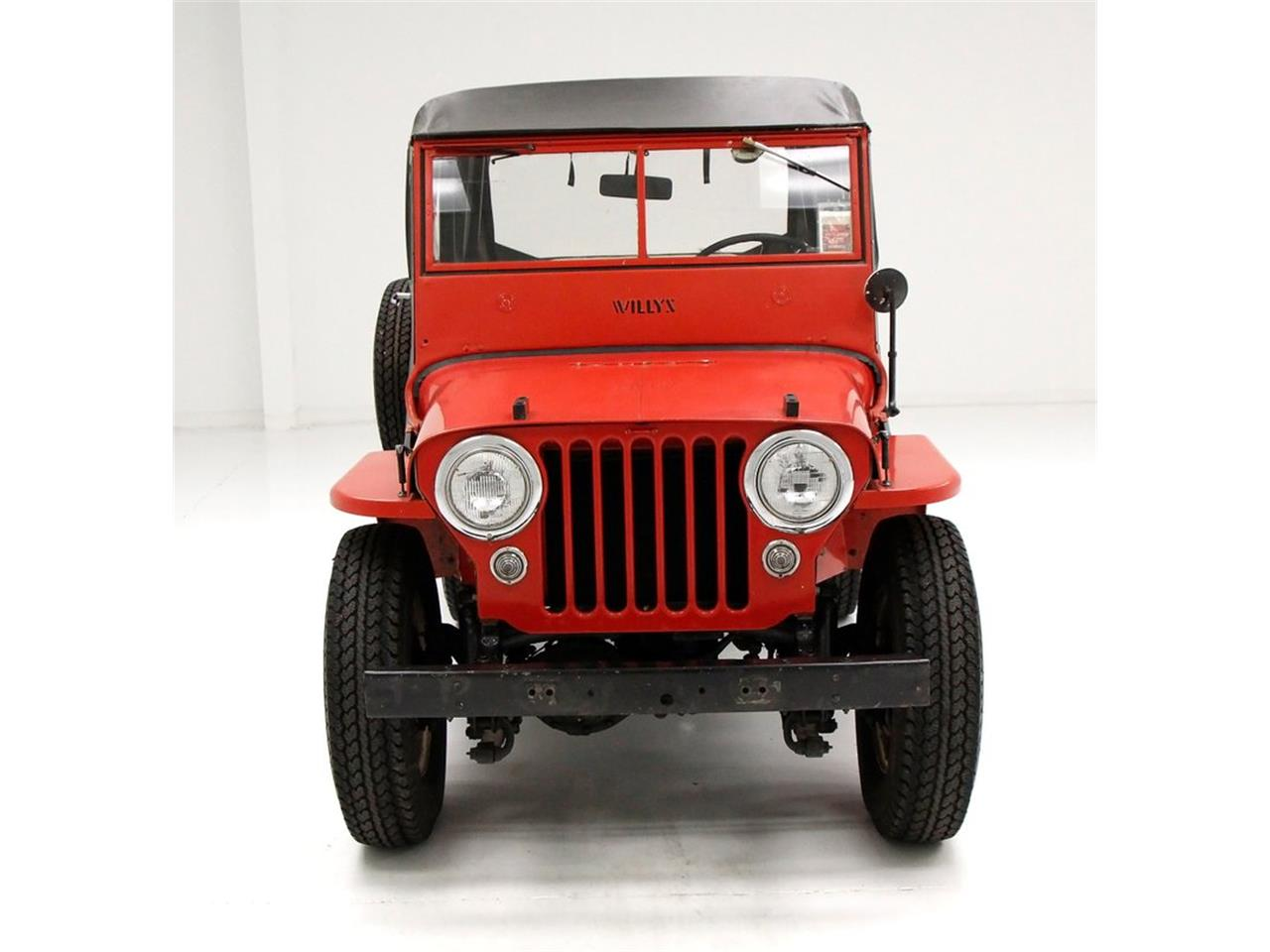 Large Picture of '47 Jeep - QBKM
