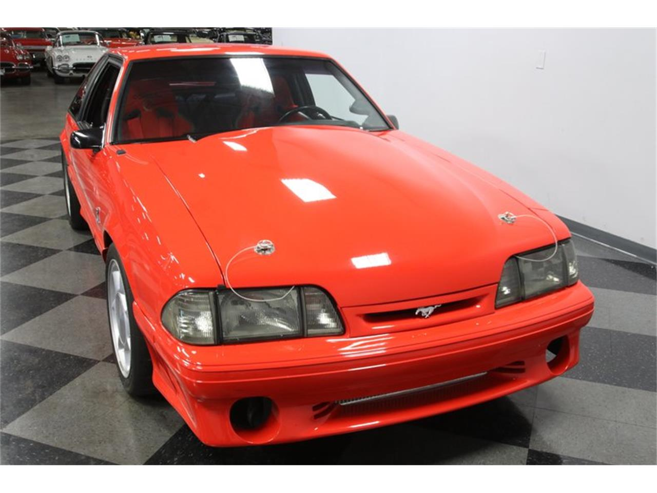 Large Picture of '93 Mustang - QBKU