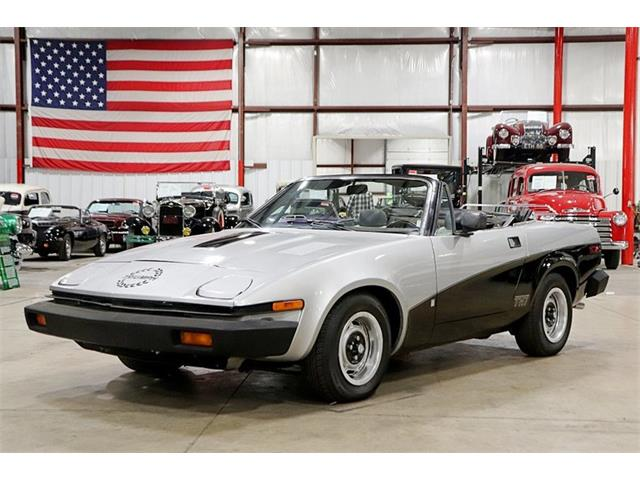 Picture of 1980 TR7 located in Kentwood Michigan - $7,900.00 - QBKZ