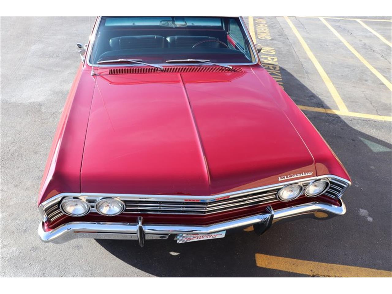 Large Picture of '67 El Camino - QBLC