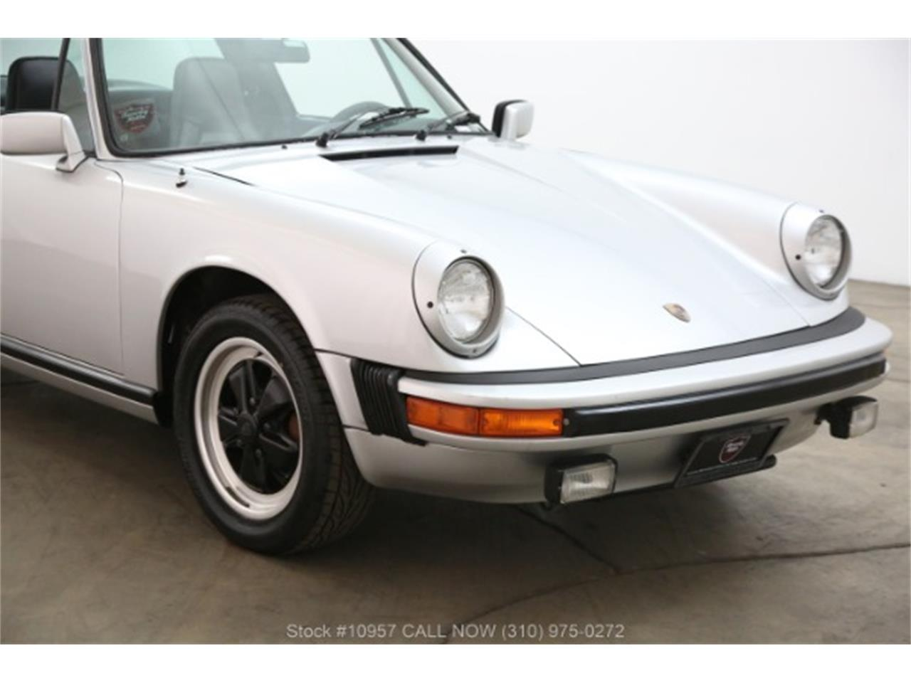 Large Picture of '80 911SC - QBLK