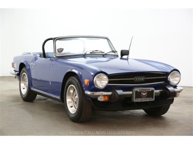Picture of '74 Triumph TR6 Offered by  - QBLN