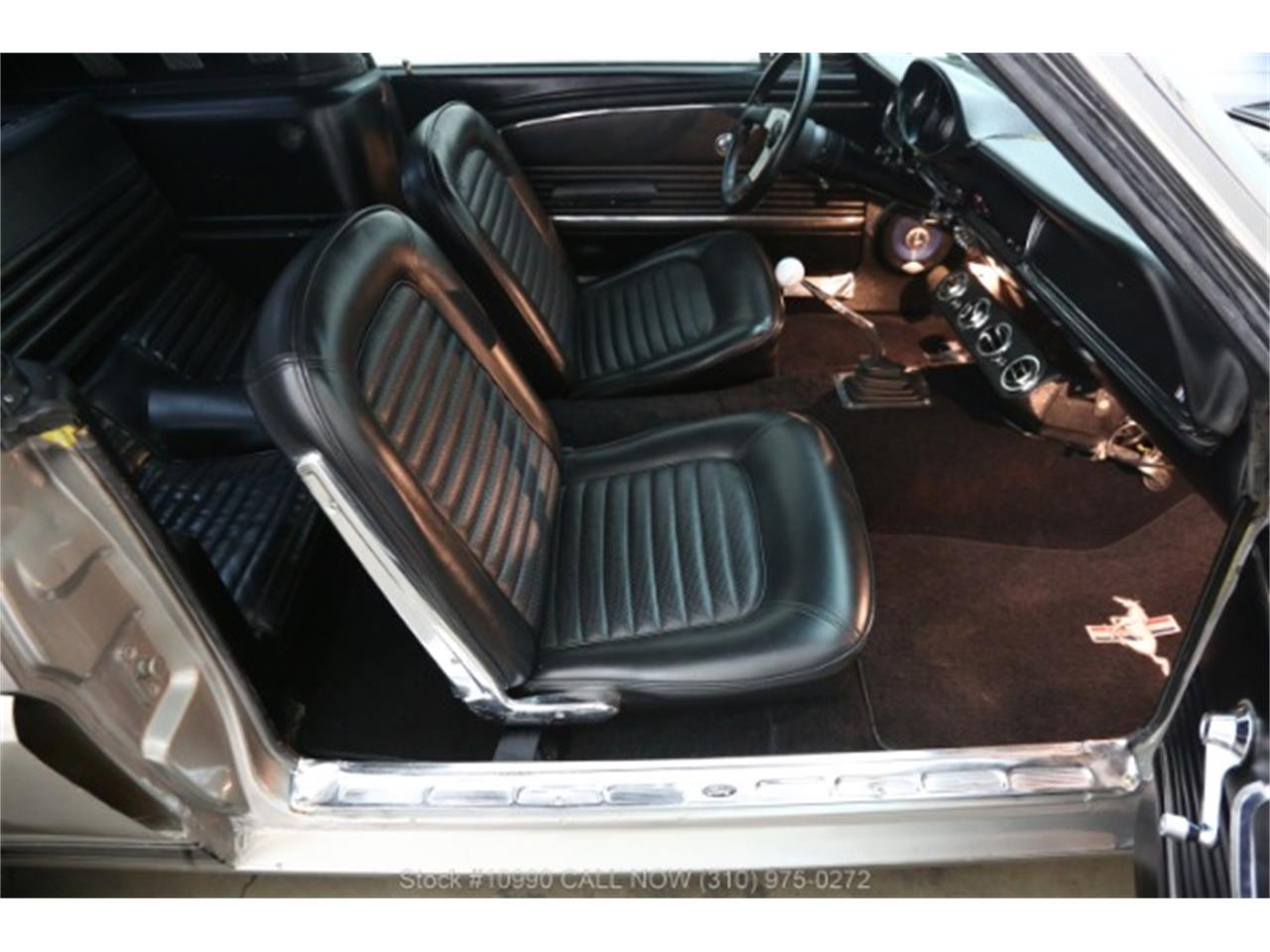 Large Picture of '66 Mustang - QBLT