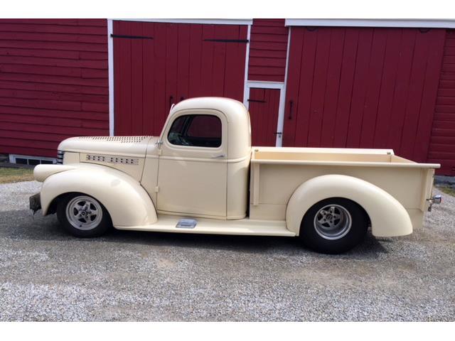 Picture of Classic '46 Custom Auction Vehicle - QBLU