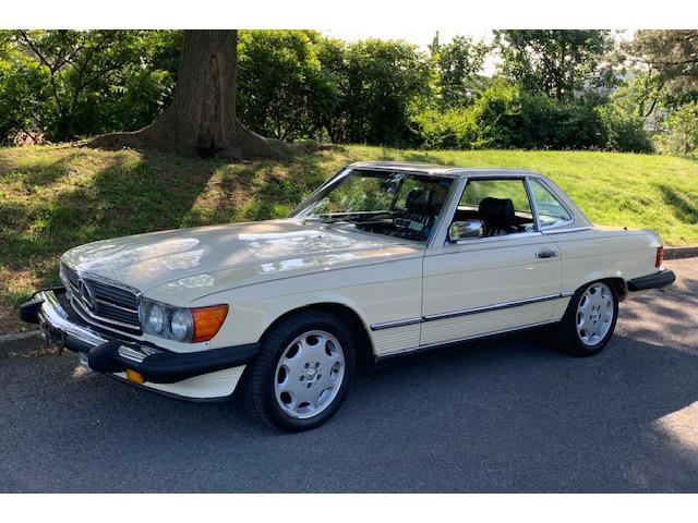 Picture of '86 560SL - QBLW