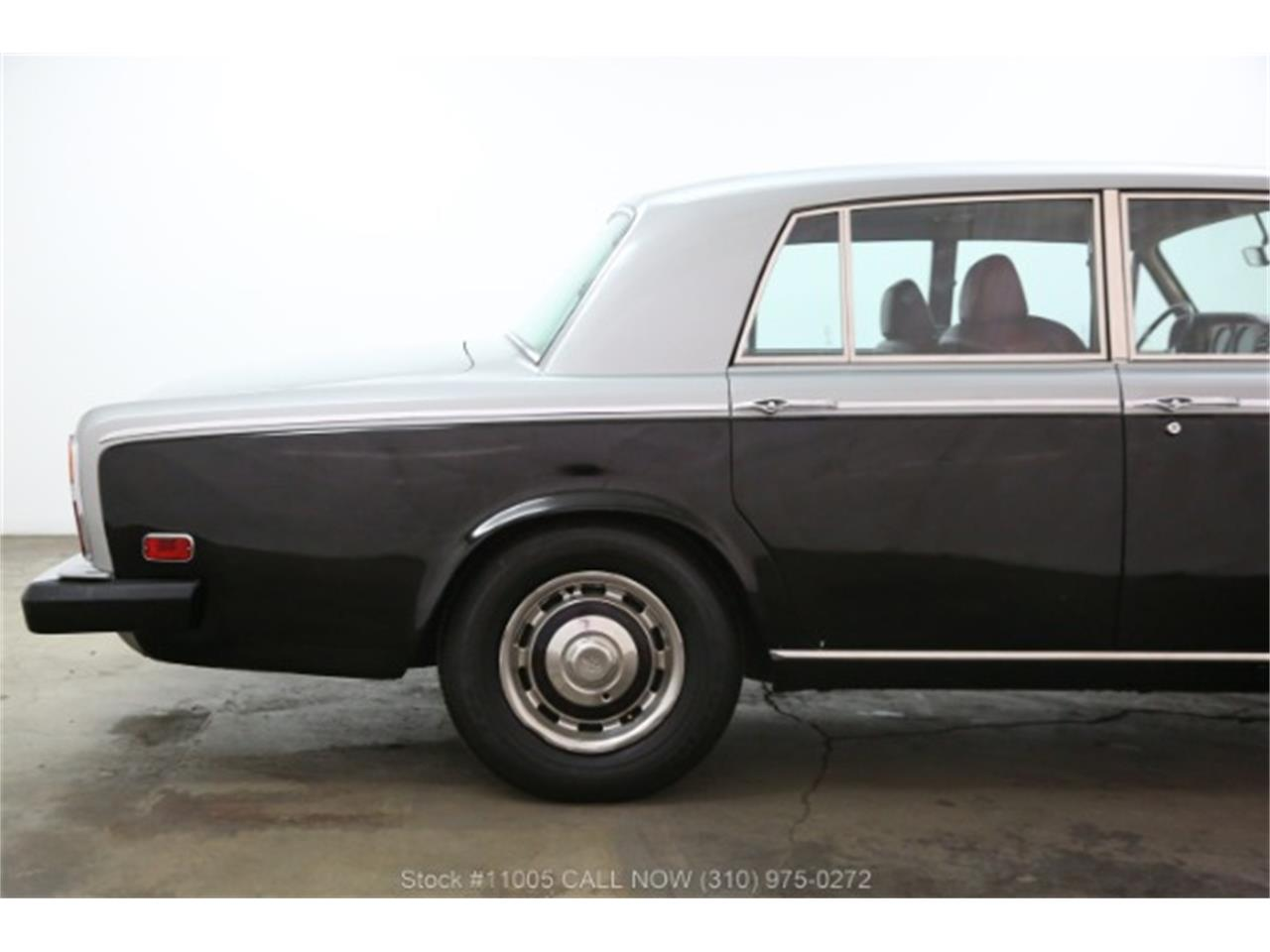 Large Picture of '78 Silver Shadow II - QBLX
