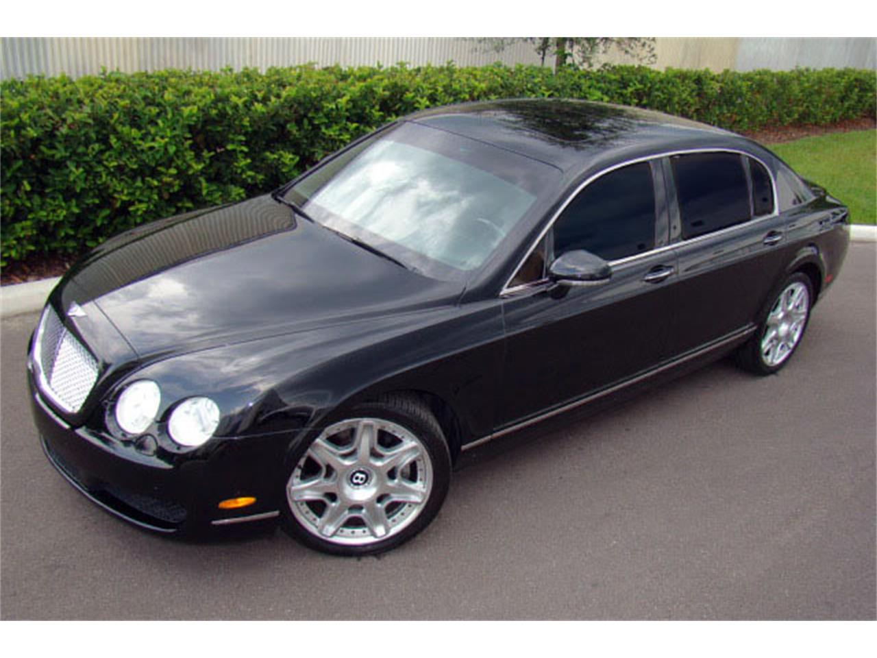 Large Picture of '07 Continental Flying Spur - QBMC