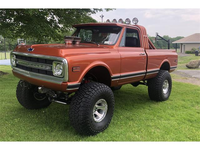 Picture of '68 K-10 - QBMD