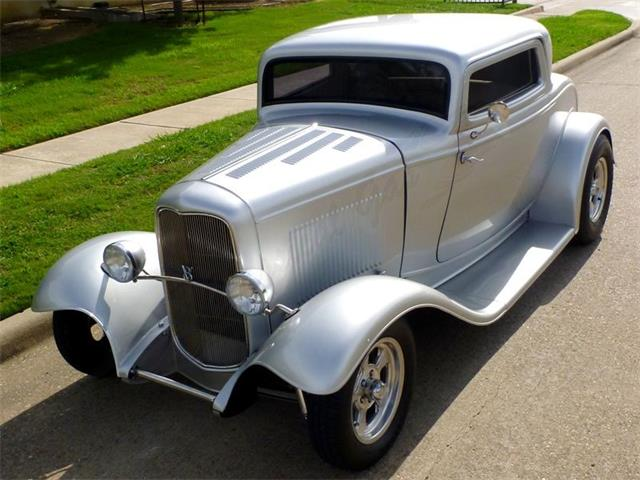 Picture of '32 3-Window Coupe - QBMQ