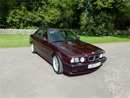 Picture of 1993 M5 Auction Vehicle Offered by Bring A Trailer - QBMS