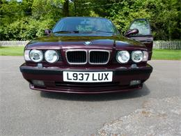 Picture of '93 BMW M5 Offered by Bring A Trailer - QBMS