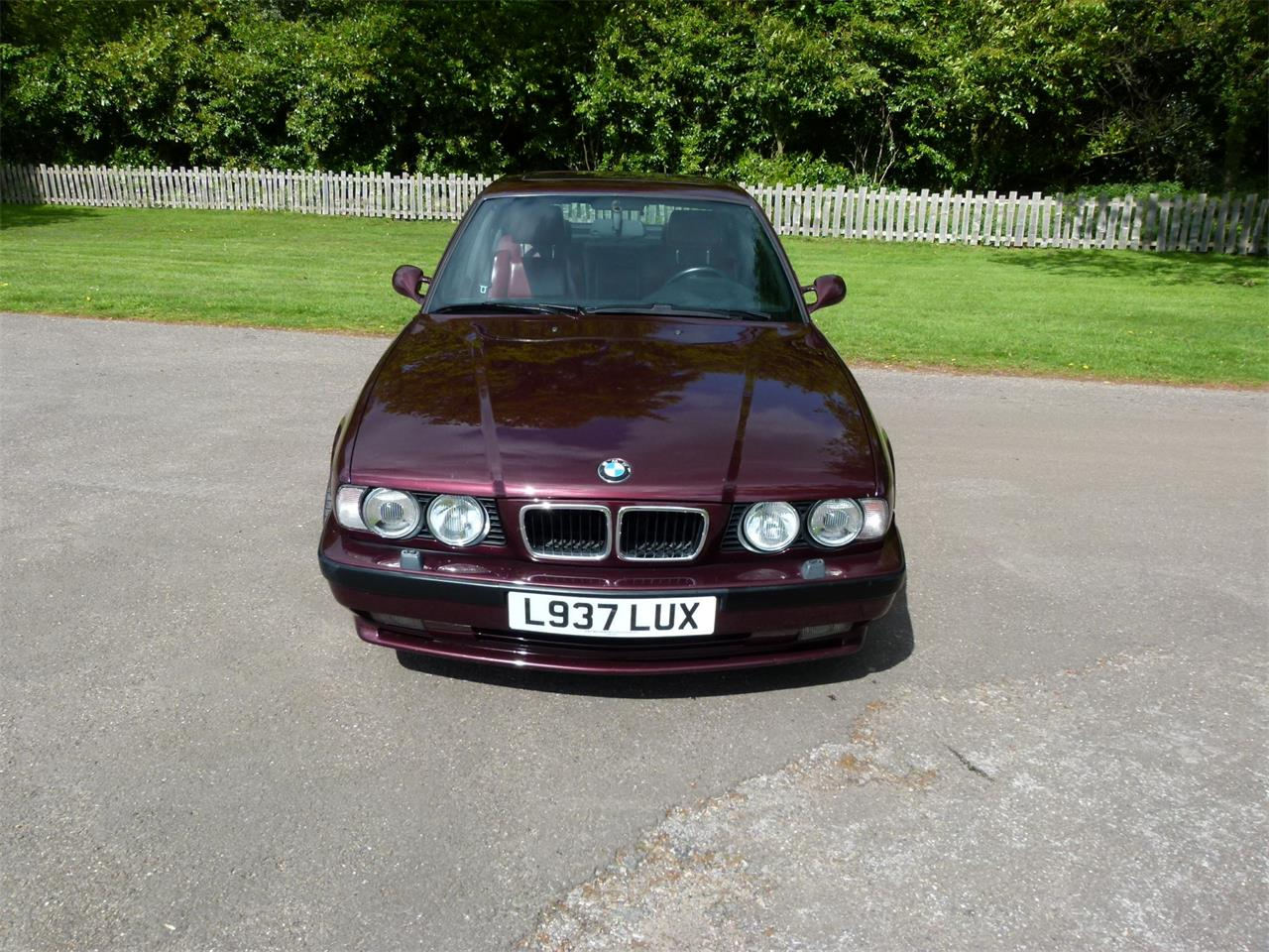 Large Picture of 1993 BMW M5 Auction Vehicle Offered by Bring A Trailer - QBMS