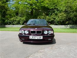 Picture of '93 BMW M5 Auction Vehicle Offered by Bring A Trailer - QBMS