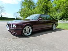 Picture of '93 BMW M5 located in  Auction Vehicle - QBMS