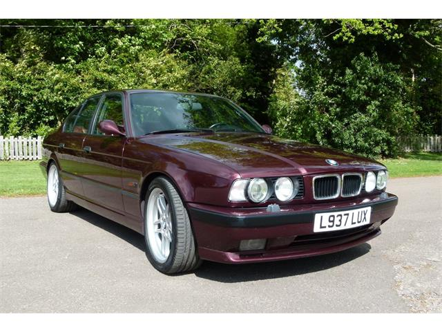 Picture of '93 BMW M5 - QBMS