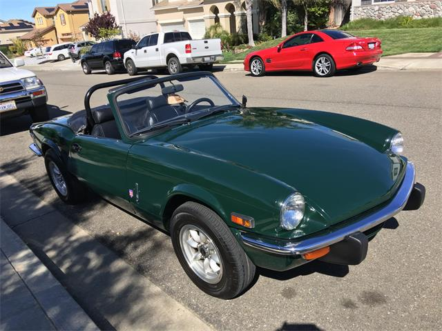 Picture of '79 Spitfire Auction Vehicle Offered by  - QBMU