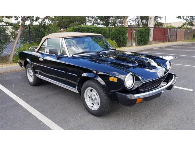 Picture of '80 Fiat 124 Offered by  - QBMW