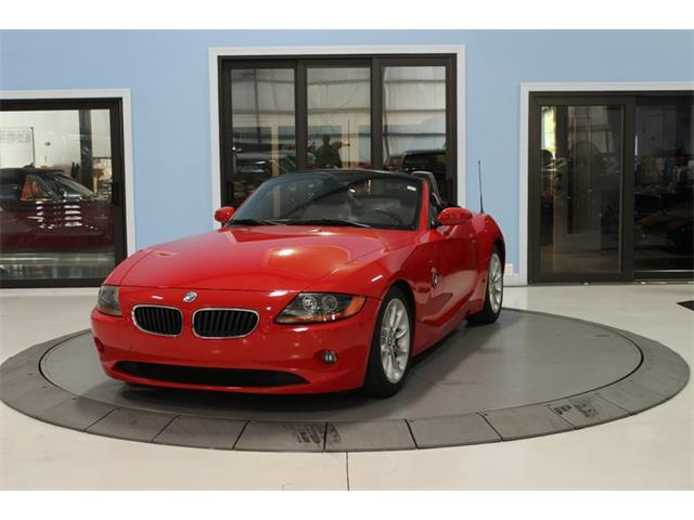Picture of '03 Z3 - QBND
