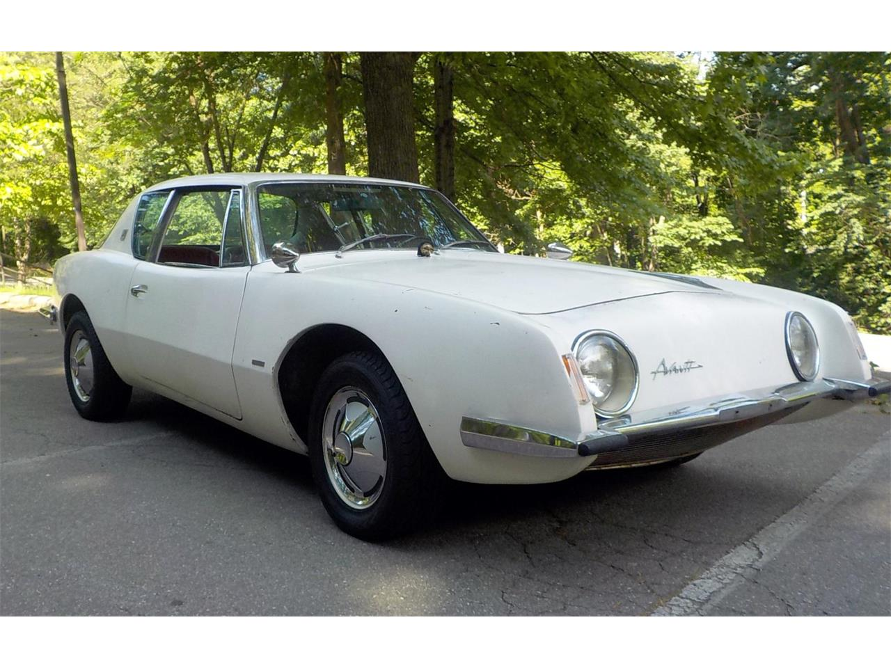 Large Picture of Classic '63 Studebaker Avanti located in Asheville North Carolina Auction Vehicle - QBNO