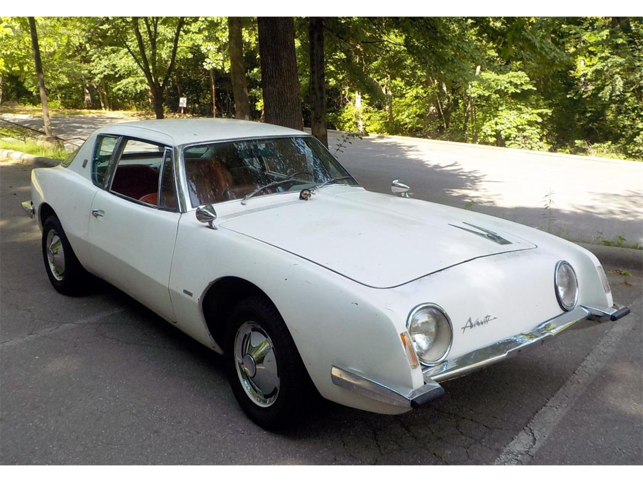 Large Picture of Classic '63 Studebaker Avanti Offered by Bring A Trailer - QBNO