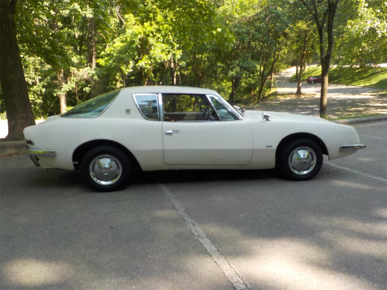 Large Picture of '63 Avanti located in North Carolina Auction Vehicle Offered by Bring A Trailer - QBNO