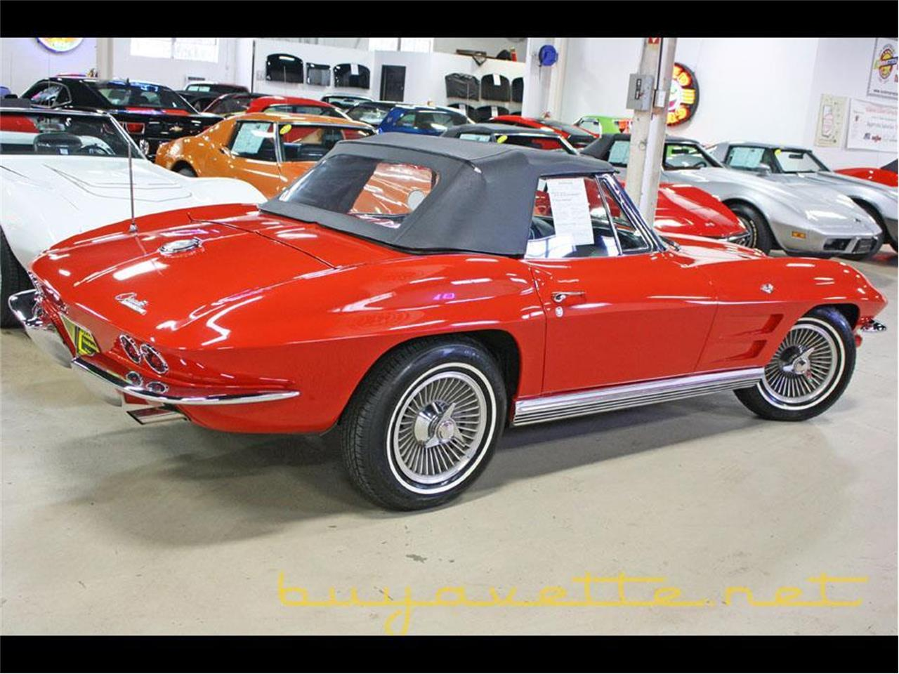 Large Picture of 1964 Corvette located in Atlanta Georgia - $57,999.00 - Q5ZM