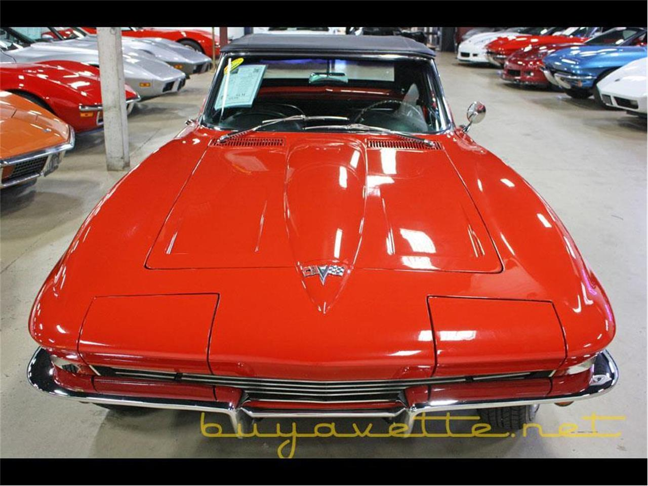 Large Picture of Classic '64 Chevrolet Corvette located in Georgia Offered by Buyavette - Q5ZM