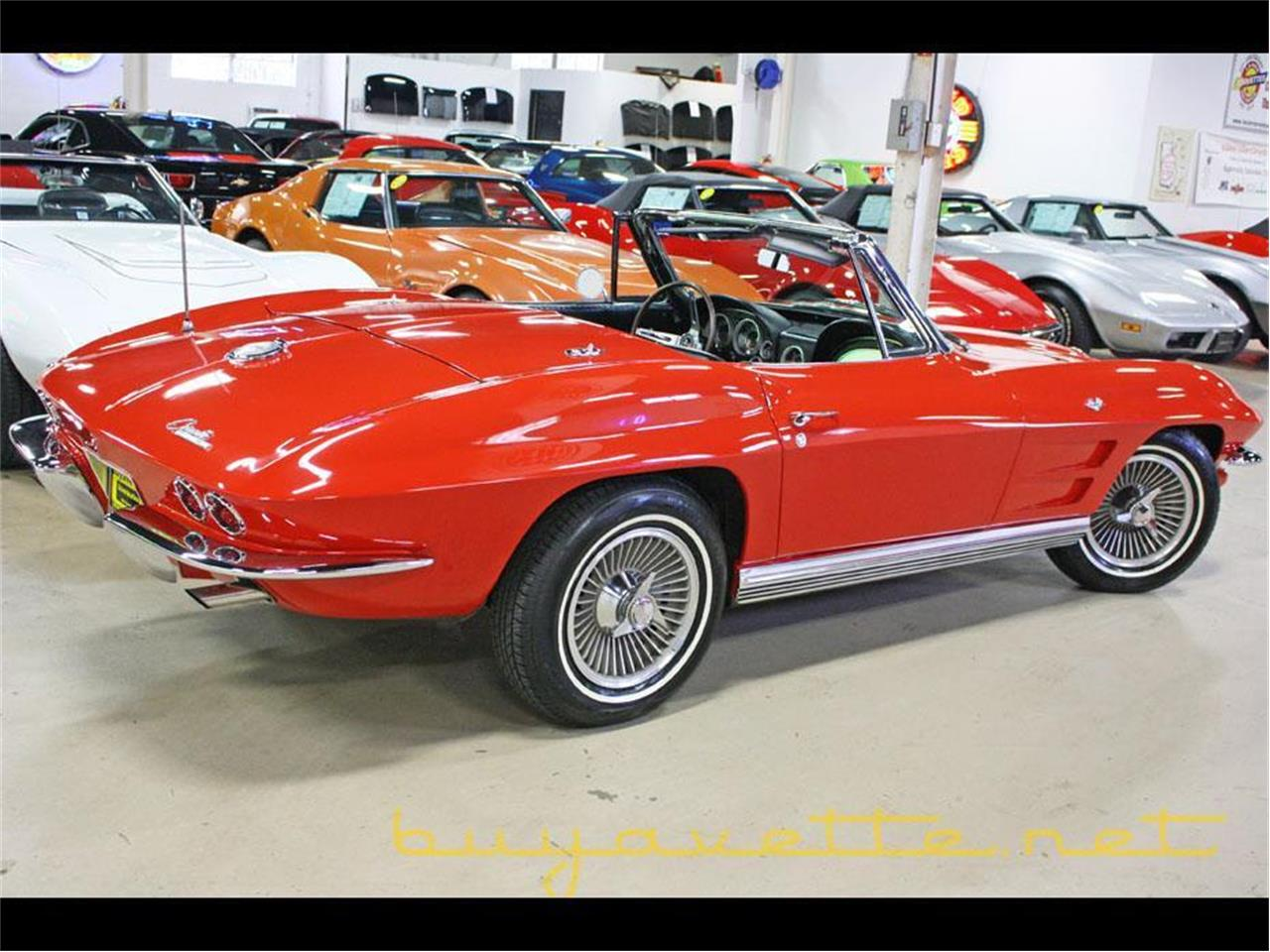 Large Picture of Classic '64 Chevrolet Corvette located in Georgia - $57,999.00 Offered by Buyavette - Q5ZM