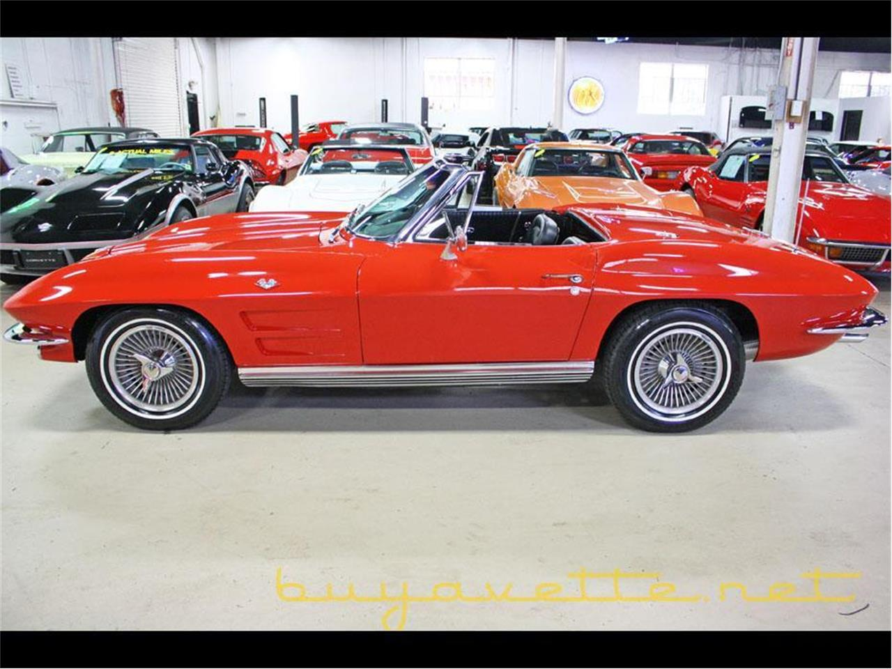Large Picture of '64 Chevrolet Corvette - $57,999.00 Offered by Buyavette - Q5ZM