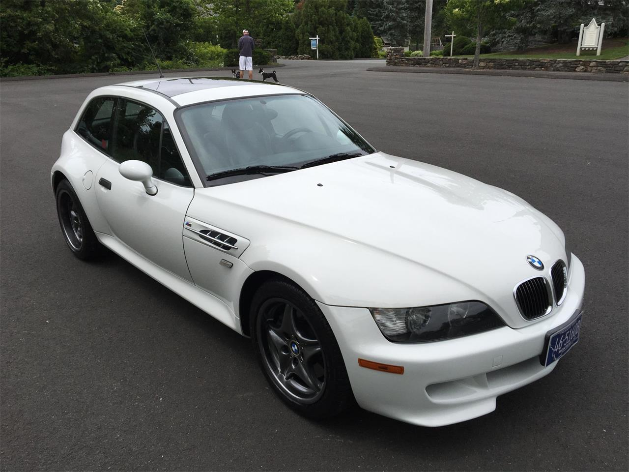 Large Picture of '02 M Coupe - QBO4